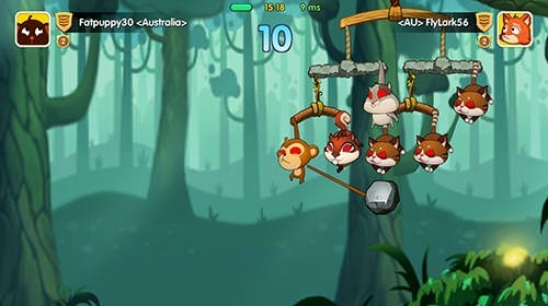 Critter Clash Android Game Image 3