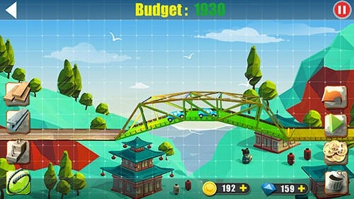 Elite Bridge Builder: Mobile Fun Construction Game Android Game Image 2
