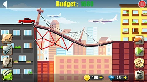 Elite Bridge Builder: Mobile Fun Construction Game Android Game Image 3