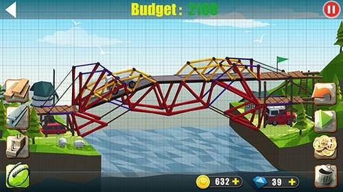 Elite Bridge Builder: Mobile Fun Construction Game Android Game Image 4