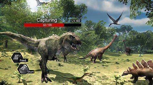 Fallen World: Jurassic Survivor Android Game Image 3