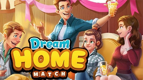 Dream Home Match Android Game Image 1