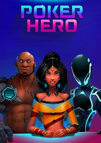 Poker Hero Leagues Android Game Image 1