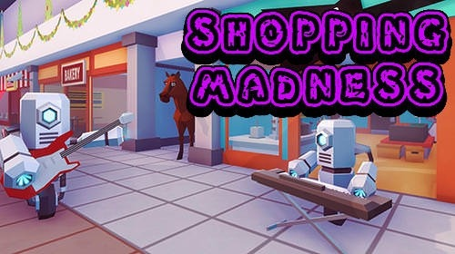 Shopping Madness Android Game Image 1