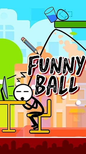 Funny Ball: Popular Draw Line Puzzle Game Android Game Image 1