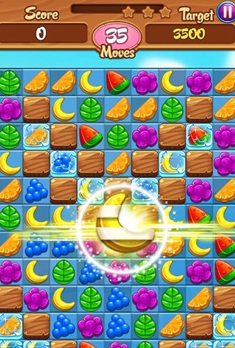 Jelly Crush Android Game Image 2