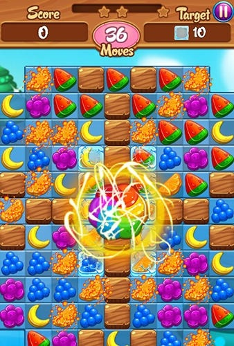Jelly Crush Android Game Image 3
