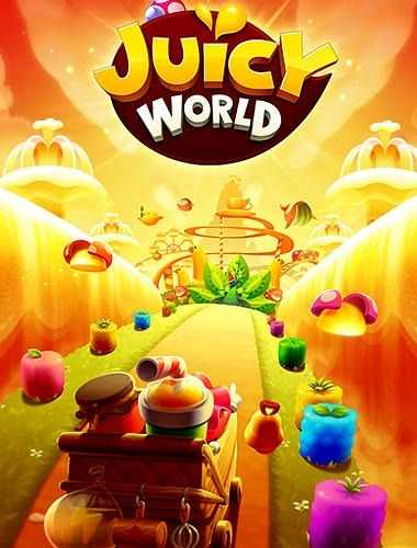 Juicy World Android Game Image 1