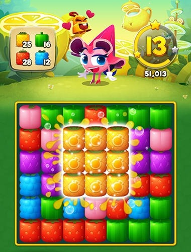 Juicy World Android Game Image 2