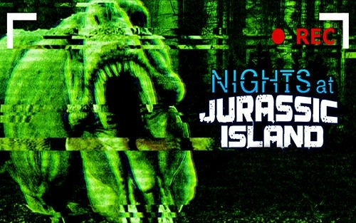 Nights At Jurassic Island Survival Android Game Image 1