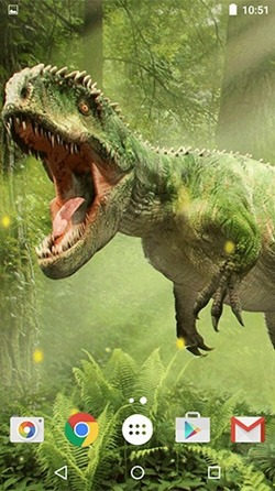 Dinosaurs Android Wallpaper Image 3