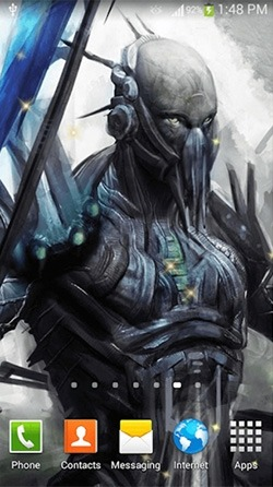 Warrior Android Wallpaper Image 3