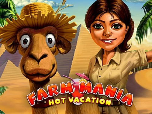 Farm Mania 3: Hot Vacation Android Game Image 1