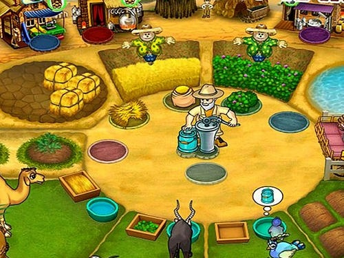 Farm Mania 3: Hot Vacation Android Game Image 3
