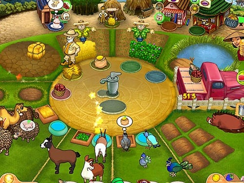 Farm Mania 3: Hot Vacation Android Game Image 4