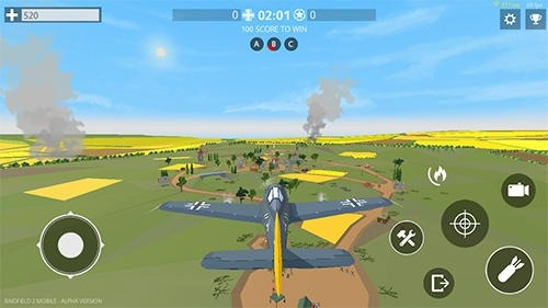 Raidfield 2: Alpha Version Android Game Image 2