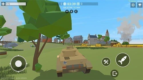 Raidfield 2: Alpha Version Android Game Image 3