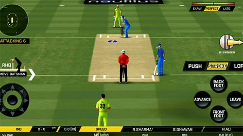 Real сricket Go Android Game Image 2