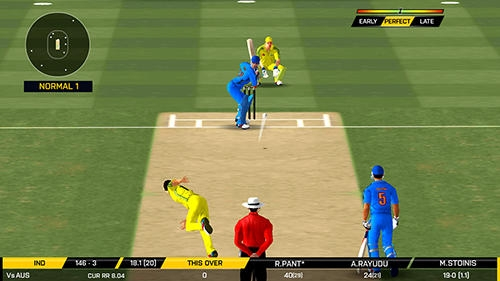 Real сricket Go Android Game Image 3