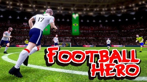 Football Hero Android Game Image 1