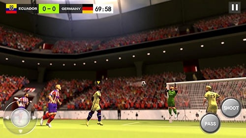 Football Hero Android Game Image 2