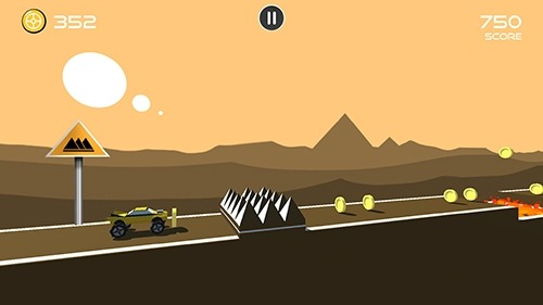 Motor Parkour Android Game Image 3