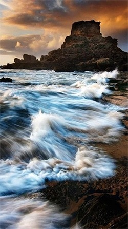 Seascape Android Wallpaper Image 3