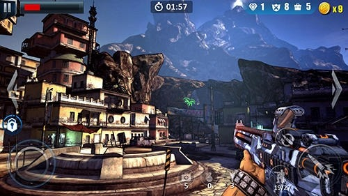 Download Free Android Game Commando Fire Go: Armed FPS Sniper