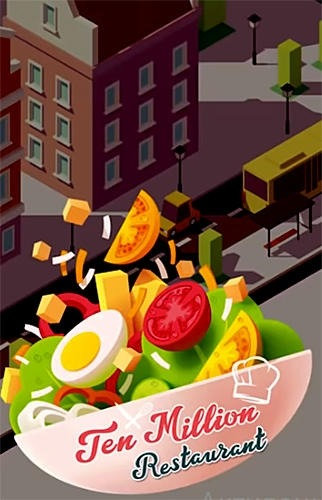 Ten Million: Restaurant. Cook And Pop Android Game Image 1