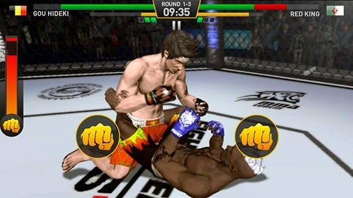 Fighting Star Android Game Image 3