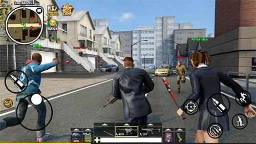 Grand Crime Gangster Android Game Image 4