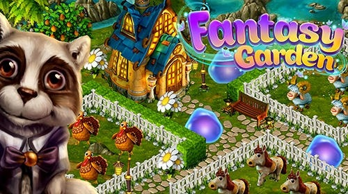 Fantasy Garden Android Game Image 1