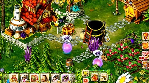 Fantasy Garden Android Game Image 3