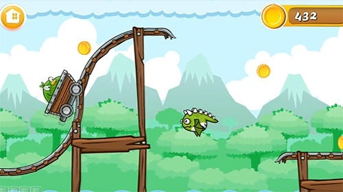 Fatty Bird Run Android Game Image 2