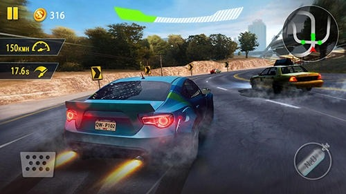 Mr. Car Drifting: 2019 Popular Fun Highway Racing Android Game Image 2