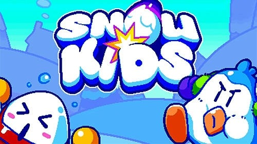 Snow Kids Android Game Image 1