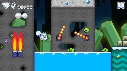 Snow Kids Android Game Image 2