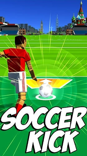 Soccer Kick Android Game Image 1
