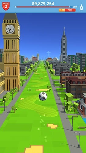 Soccer Kick Android Game Image 3