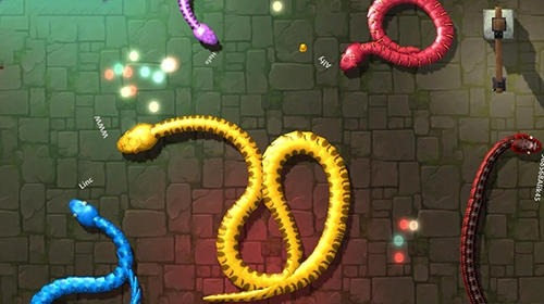 3D Snake.io Android Game Image 3