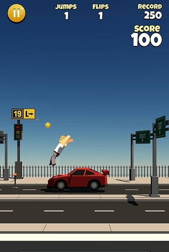 Backflipper Android Game Image 3