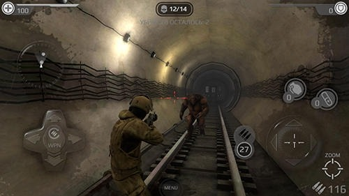 Metro 2077. Last Standoff Android Game Image 3