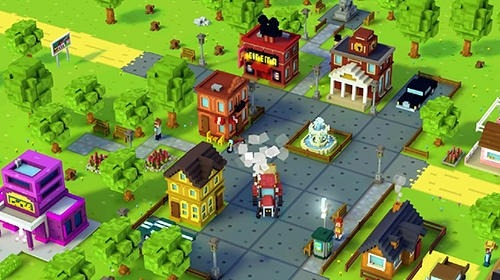 Blocky Farm Android Game Image 4