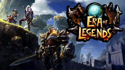 Era Of Legends: Fantasy MMORPG In Your Mobile Android Game Image 1