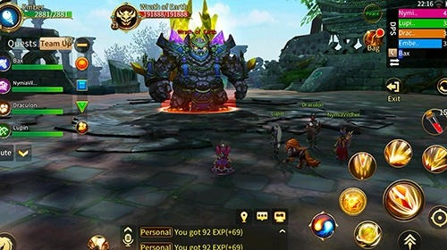 Era Of Legends: Fantasy MMORPG In Your Mobile Android Game Image 4