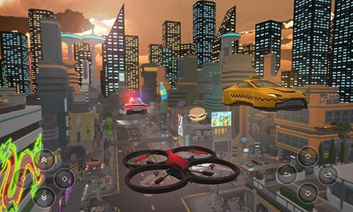 Fly Drone Simulator Extreme Android Game Image 2