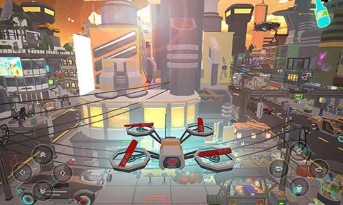 Fly Drone Simulator Extreme Android Game Image 3