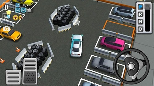 Parking King Android Game Image 3