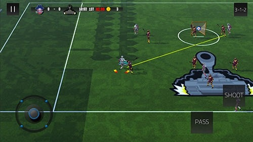 College Lacrosse 2019 Android Game Image 3
