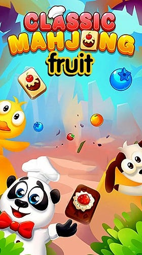 Classic Mahjong Fruit Android Game Image 1